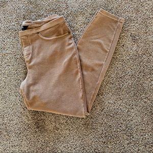 Intro Casual Elegance Stretch Corduroy Leggings